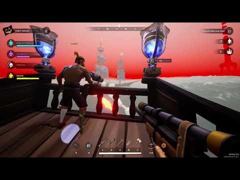 Blazing Sails Pirate Battle Royale Gameplay - Vin Piratii |