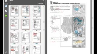 Volkswagen Sharan (2011-2016) - Service Manual - Wiring Diagram - YouTubeYouTube