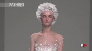 GEORGES HOBEIKA Full Show Spring Summer 2015 Haute Couture Paris by Fashion Channel