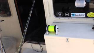 Video Easy Way To Spool Fishing Line On Your Reel! download MP3, 3GP, MP4, WEBM, AVI, FLV Juli 2017