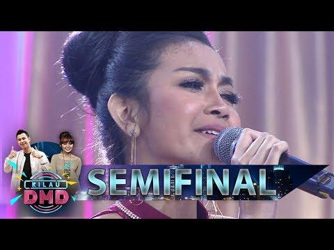 Si Cantik Kania Menyanyikan Cinta dan Dilema Dgn Sempurna - Semifinal Kilau DMD (22/2)