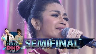 Si Cantik Kania Menyanyikan Cinta dan Dilema Dgn Sempurna - Semifinal Kilau DMD (22/2) MP3