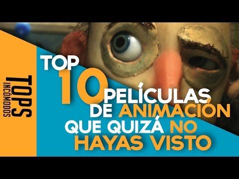 Top 10 Películas de Animación que quizá no hayas visto