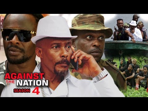 Against The Nation Season 4 - Zubby Michael 2018 Latest Nigerian Nollywood Movie Full HD