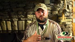 How to set-up a goose spread Mossy Oak Pro-Staff