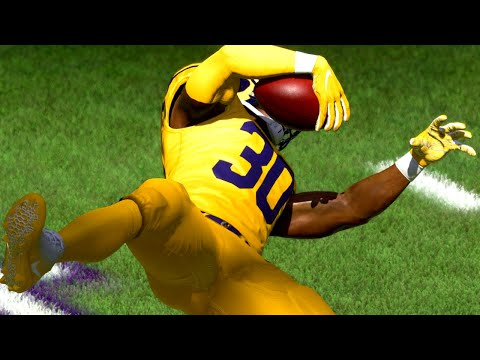 Madden 19 Squads Top 10 Plays of the Week Episode 5 - He KICKED The Ball to HIMSELF