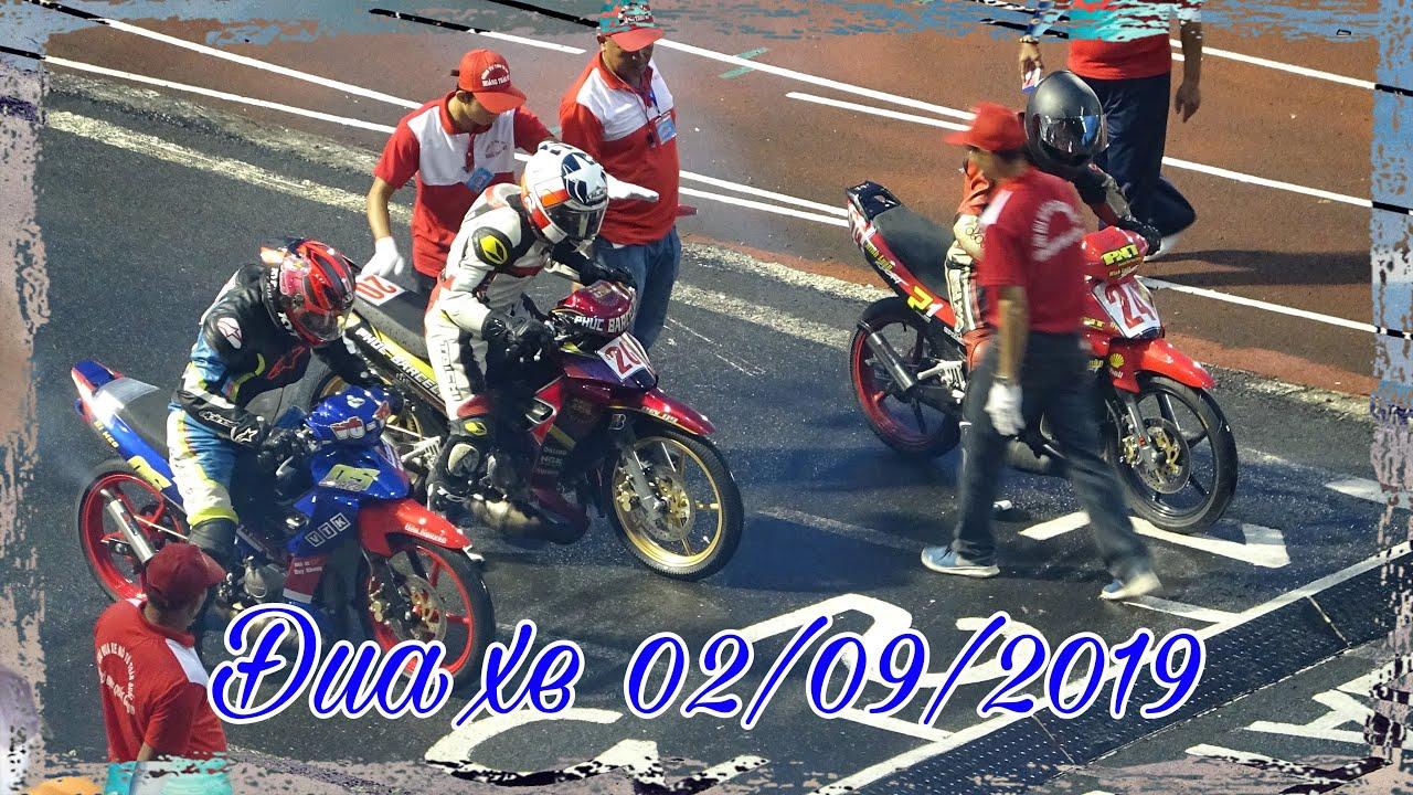 Đua xe 2/9/19 tại Cần Thơ hạng Chuyên nghiệp Yaz125 | MKT