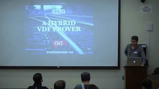 A Hybrid VDF Prover - Benjamin Wesolowski