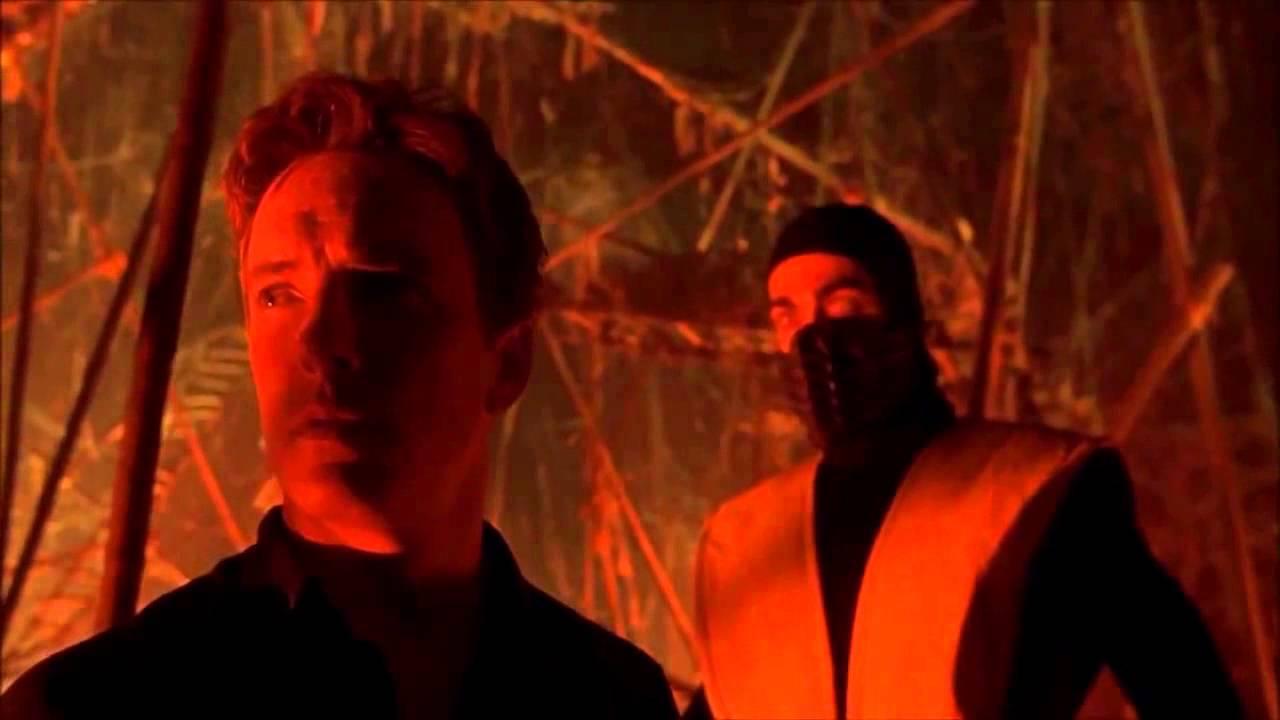 Johnny Cage Vs Scorpion Film To Mortal Kombat X Youtube