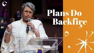 Plans Do Backfire | Rev. Elaine Flake | Allen Virtual Experience