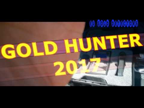 Gold Hunter 2017 long range locater