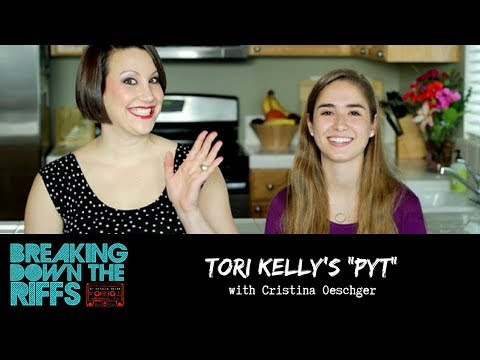 Breaking Down the Riffs w/ Natalie Weiss - Tori Kelly's