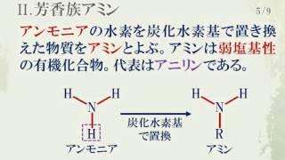 21 窒素を含む芳香族化合物
