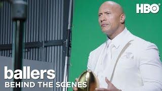 Ballers Season 3: The Photo Shoot (HBO)