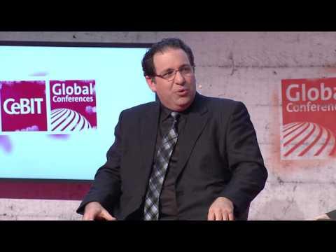 Kevin Mitnick: Live Hack at CeBIT Global Conferences 2015