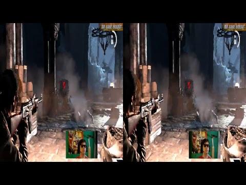 Rise of the Tomb Raider - Stereoscopic 3D - Prison Break