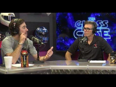 Ray Evernham Joins And Talks Jeff Gordon And Bill Elliott | Glass Case Of Emotion Podcast