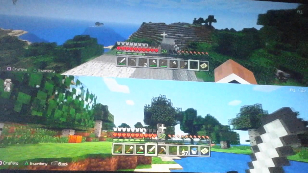 how to find mooshrooms in minecraft ps3