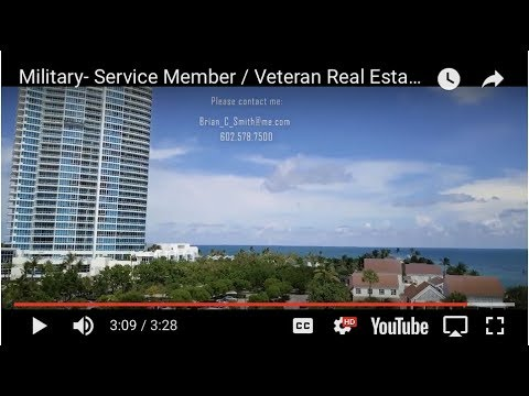 Military- Service Member / Veteran Real Estate Program- Brian C  Smith- EWM  Realty International