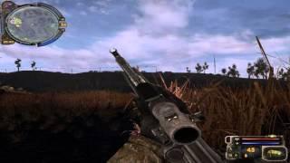 Прохождение сталкер снайпер часть 9.Жесть на агропроме .