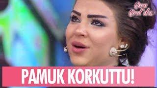 Tarık'ın evlenme teklifi sonrası bayılan Pamuk korkuttu... - Esra Erol'da 26 Mayıs 2017
