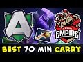 Best lategame carry: Spectre Void vs Terrorblade Ember — Alliance vs Empire