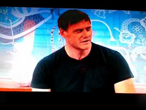 Steven Waddington on Loose women.