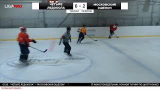 Шорт хоккей. Ночной турнир. Лига Про. 17 июня 2019 г.