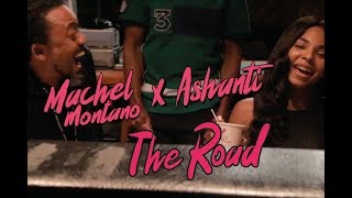 The Road (Official Lyric Video) | Machel Montano x Ashanti | Soca 2019
