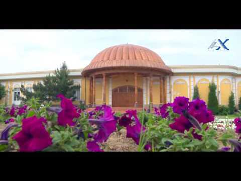 Namangan city of flowers