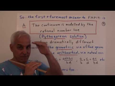 FamousMathProbs19a: The most fundamental and important problem in mathematics