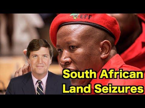 South African Land Seizures