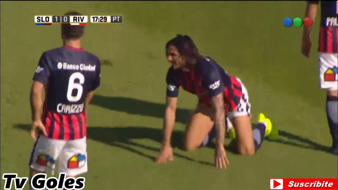 San Lorenzo 2-1 River Plate