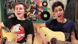 No Worries Acoustic Cover (McFly)
