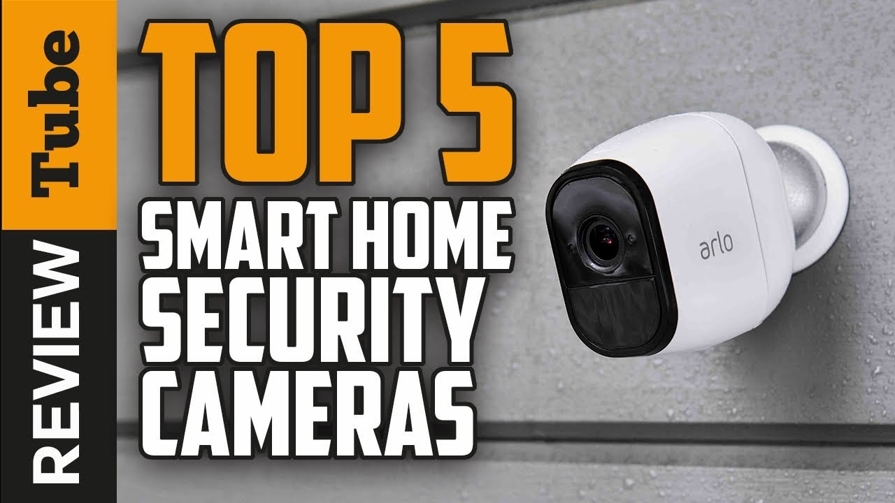 Best Security Camera System Reviews - Buying Guide 2018