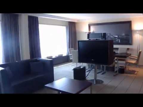 Penthouse Suite 1203 Hilton Frankfurt
