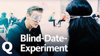 Blind-Date-Experiment: Diese Singles müssen blind entscheiden | Quarks
