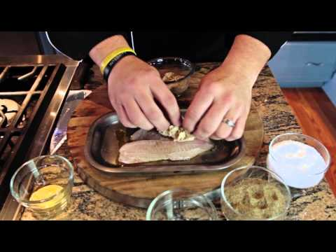 How To Bake Tilapia With Crab Meat In The Oven : Regional American Dishes