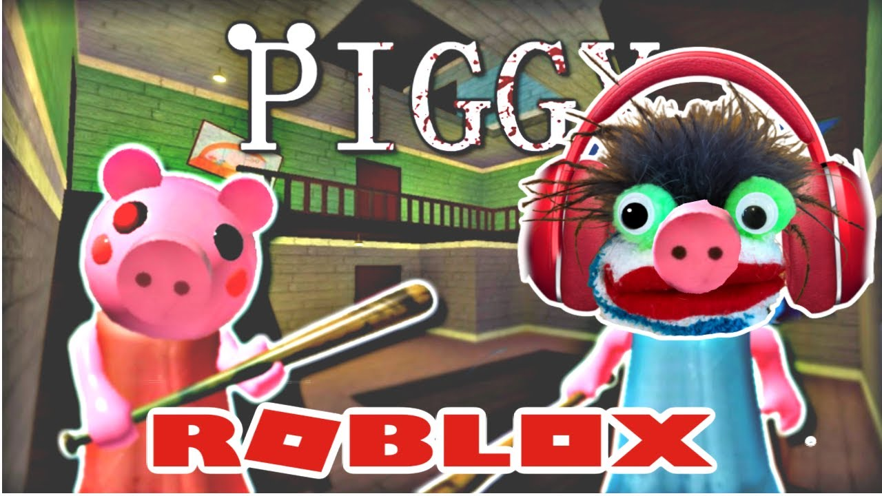 Fizzy Plays is Roblox Piggy