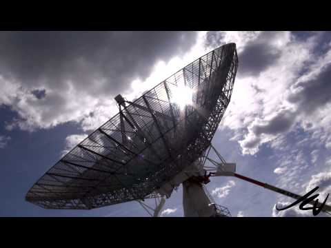 'Calling ET'  Dominion Radio Astrophysical Observatory part 1   -