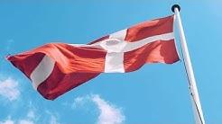 """""""Dannebrog"""" - Dänische Flagge feiert 800. Jubiläum"""