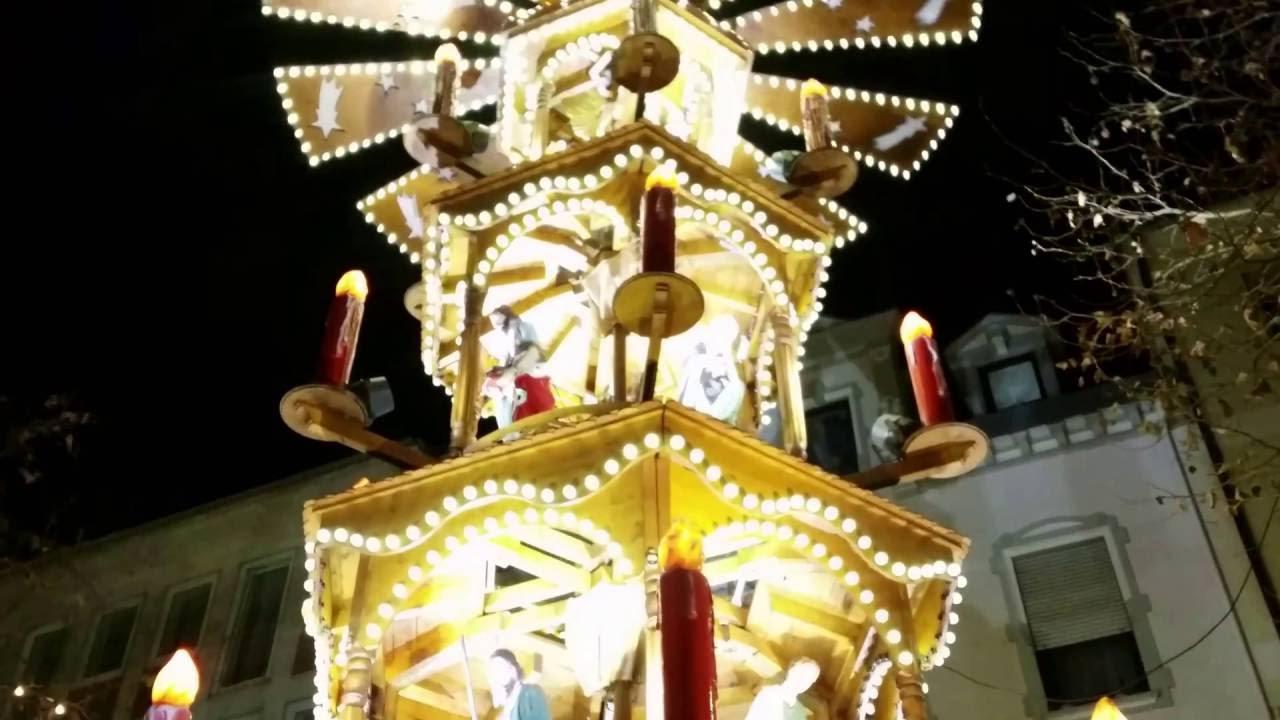 Offenbach Weihnachtsmarkt.Offenbacher Weihnachtsmarkt