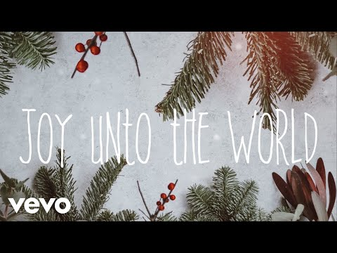 The Afters - Joy Unto The World (Official Lyric Video)
