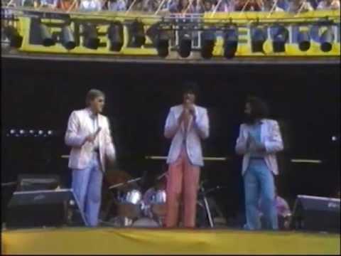 LA TRINCA. EN DIRECTE AL NOU CAMP. 24 DE JUNY 1981