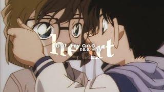 Siehe Mein Herz ♥   Conan x Ai