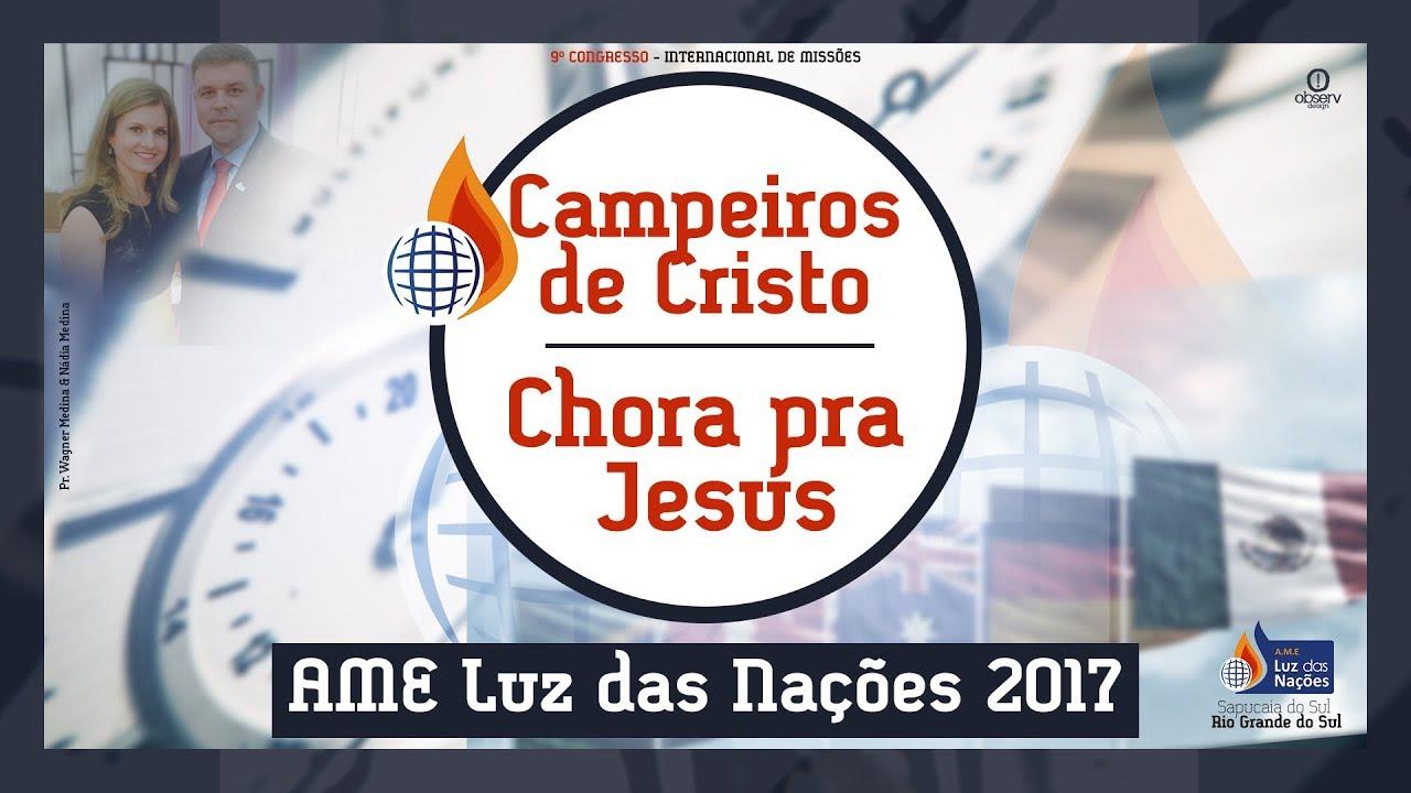 COMPRADO BAIXAR CAMPEIROS CRISTO EU DE FUI