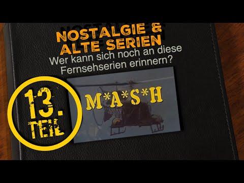 Nostalgie und alte Fernsehserien 13.Teil- Kindheitserinnerun