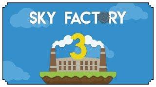 SkyFactory 3 #16 Вакуумная воронка и тотем опыта. Теперь можем фармить и опыт Minecraft / Майнкрафт