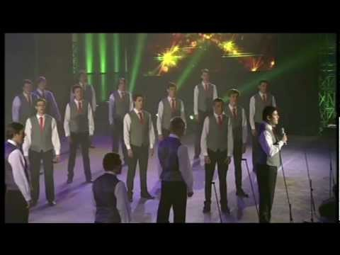 Only Boys Aloud Anfonaf Angel Eisteddfod 2012