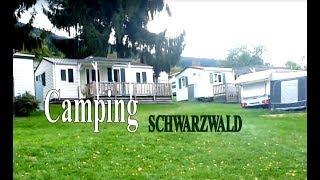 Camping Deutschland Wohnwagen Schwarzwald Simonswald